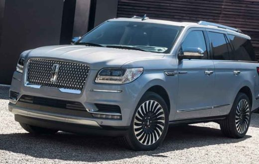 Video Lincoln Navigator Black Label 2018, suprema elegancia y confort