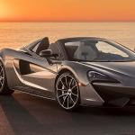 Video McLaren 570S Spider 2018, máxima deportividad por $191,900