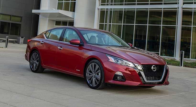 Nissan Altima Edition ONE