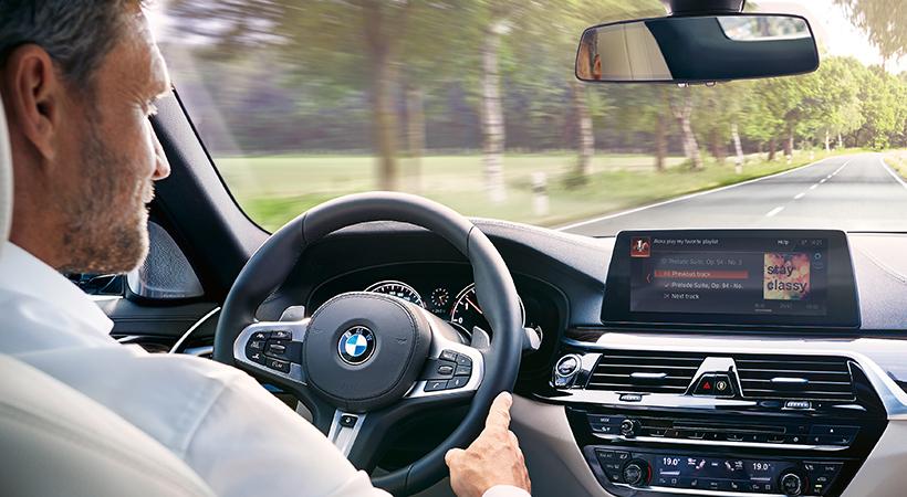 Celebración BMW ConnectedDrive 20 años de innovación