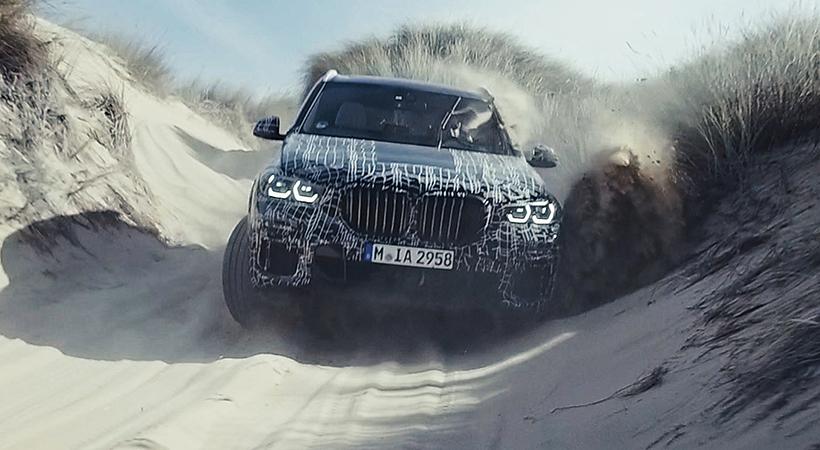 Test Drive extremo BMW X5 2019
