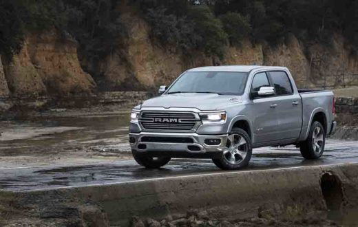 Video Ram 1500 Laramie Longhorn 2019