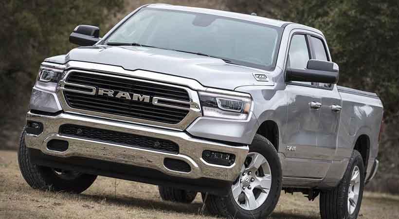 Ram 1500 2019 nombrado Mejor Auto Familiar por GAAMA