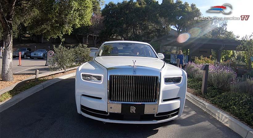 Rolls-Royce Phantom SWB 2018