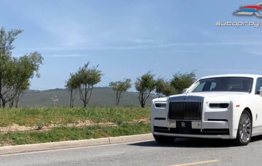 Test Drive Rolls-Royce Phantom SWB 2018