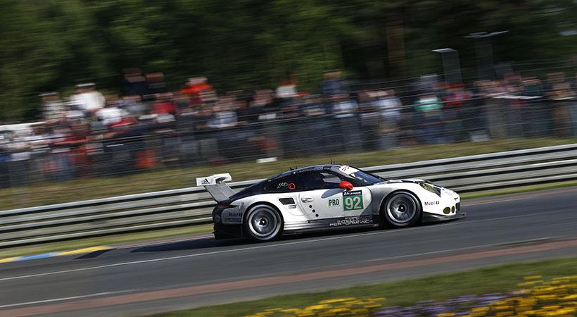Top 13 Porsche 911 de las 24 Horas de Le Mans