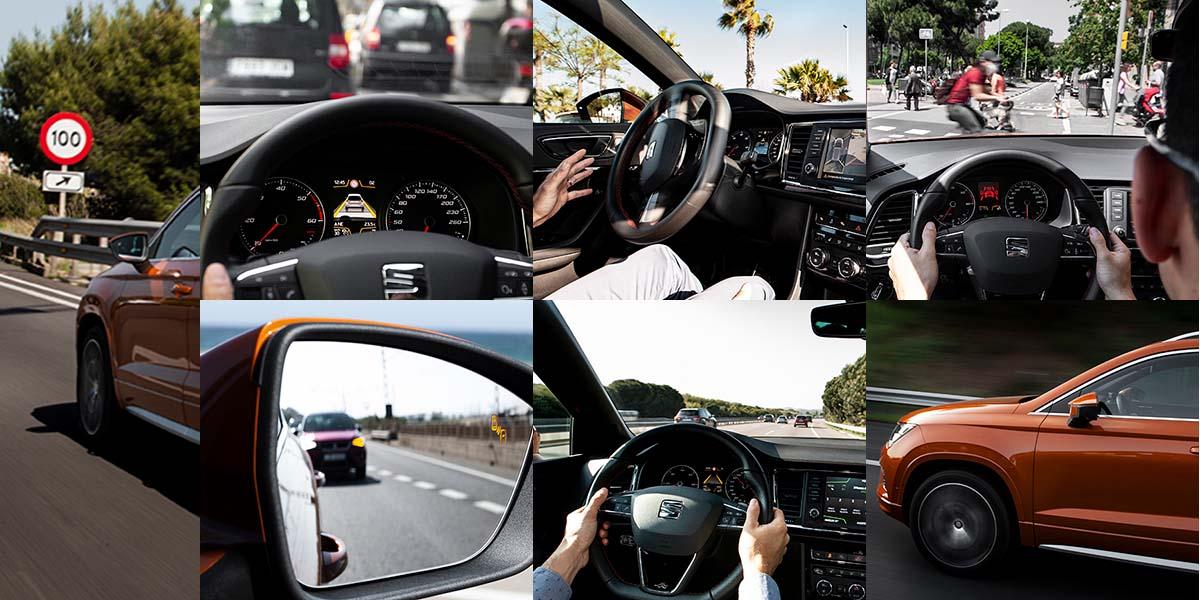 Top 7 asistencias de conducción