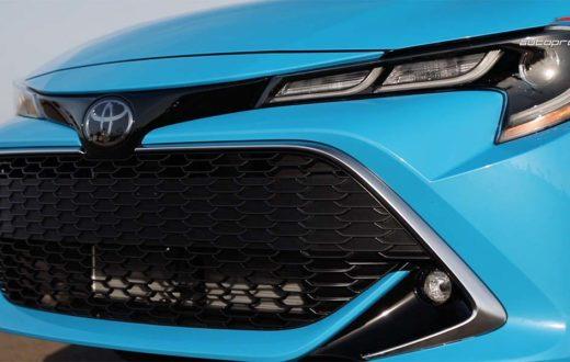 Video Test Drive Toyota Corolla Hatchback 2019