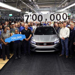 Volkswagen Passat 700,000 Made in Chattanooga