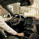 Volvo Cars con Android de Google