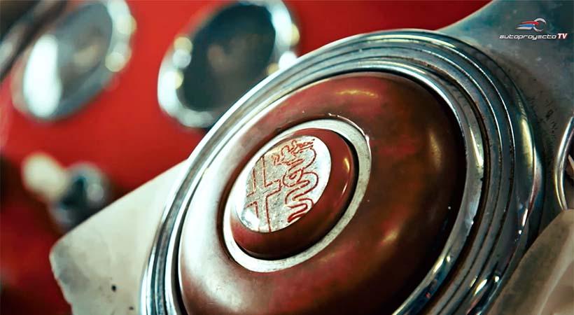 Alfa Romeo en la Mille Miglia
