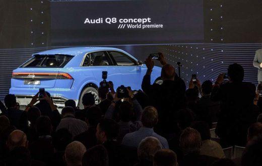Audi se retiró del Auto Show Detroit 2019, siguiendo a BMW y Mercedes-Benz