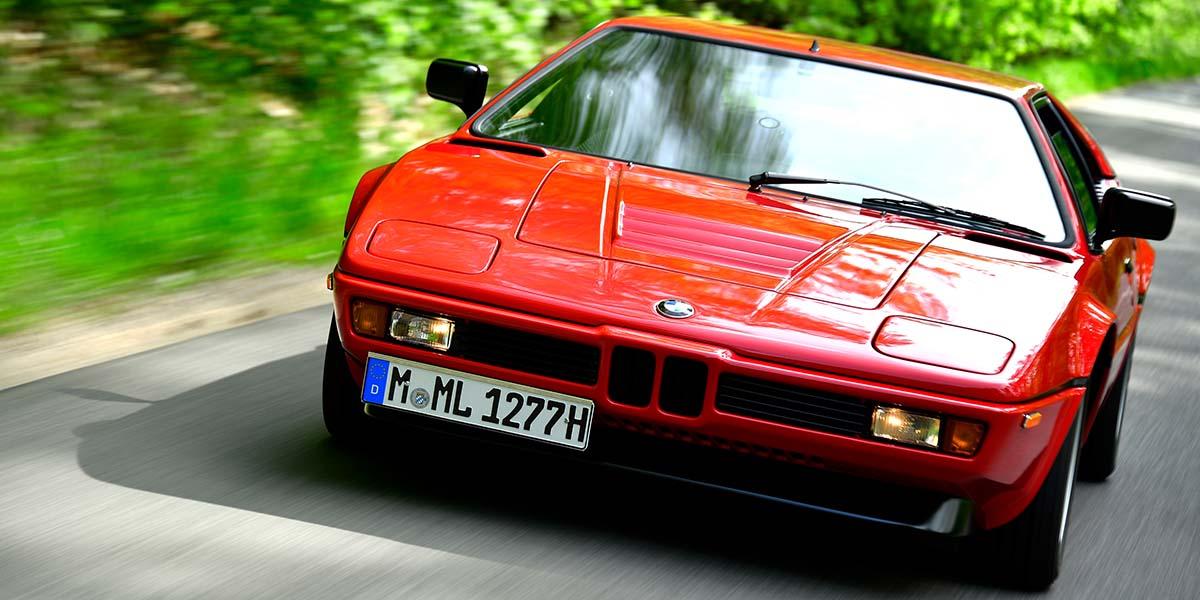 BMW M1 1978