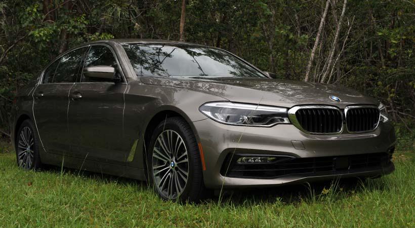 Test Drive BMW 530e Plug-in Hybrid 2018