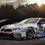 Debut BMW 8 Series Coupé en las 24 Horas de Le Mans