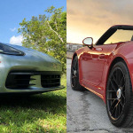 Doble Test Drive Porsche en Miami