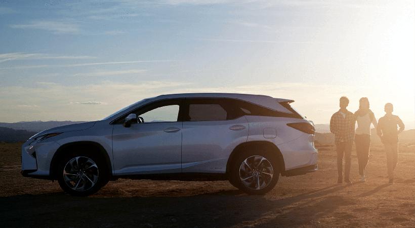 Lexus RX L 2019