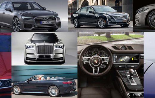Hispanos y autos de lujo en Estados Unidos