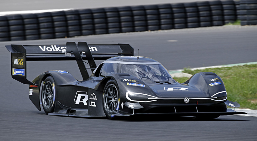 Revolución aerodinámica VW