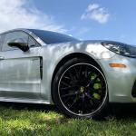 Video Test Drive Porsche Panamera 4 E-Hybrid 2018