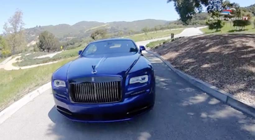Rolls-Royce Wraith Black Badge 2018