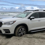Test Drive Subaru Ascent 2019