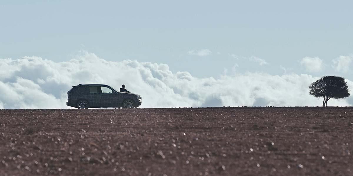 Test Drive extremo BMW X5 2019 del Círculo Polar a Sudáfrica