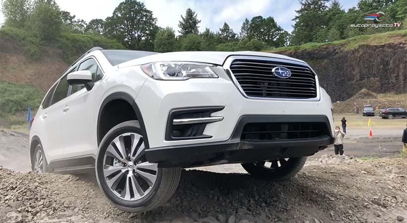 Video Subaru Ascent 2019