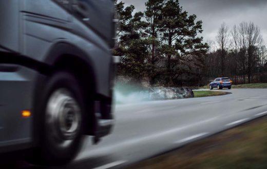 Volvo Cars conectado con Volvo Trucks