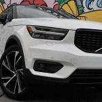 Test Drive Volvo XC40 T5 R-Design 2019