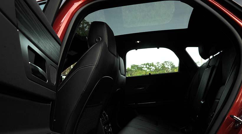 Test Drive Jaguar XF Sportbrake S 2018