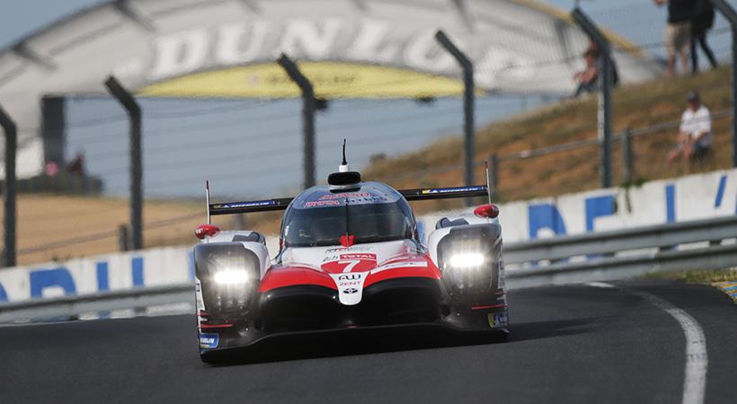 Toyota ganó las 24 Horas de Le Mans 2018 con Fernando Alonso