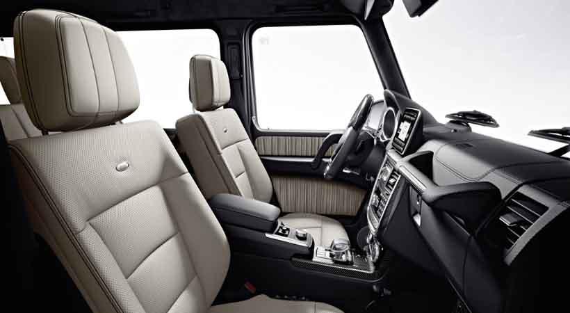 Video Mercedes-AMG G65 2018