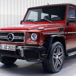 Video Mercedes-AMG G65 2018