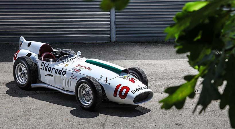 Maserati El Dorado 60 aniversario