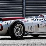 Maserati El Dorado 60 aniversario, mucho más que un auto de competencia
