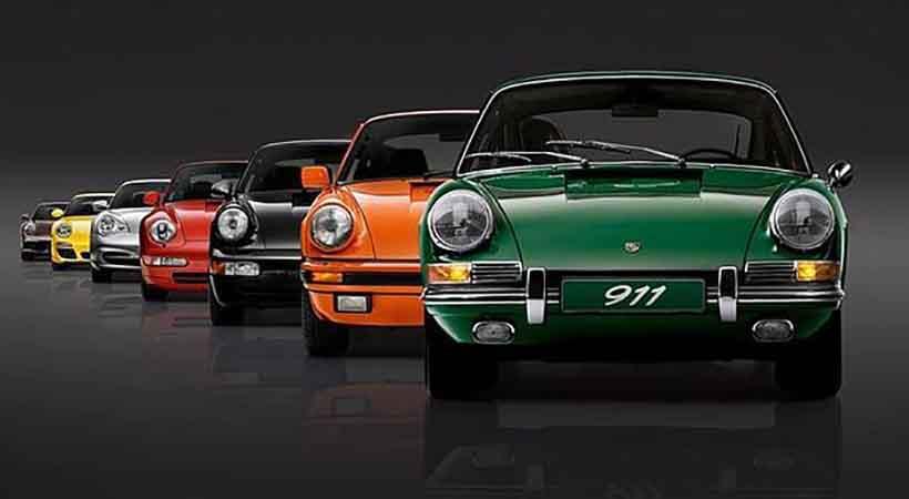 Porsche celebra su 70 Aniversario