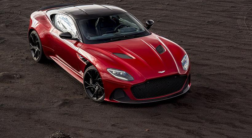 Aston Martin DBS Superleggera, el terror de Ferrari ya está aquí