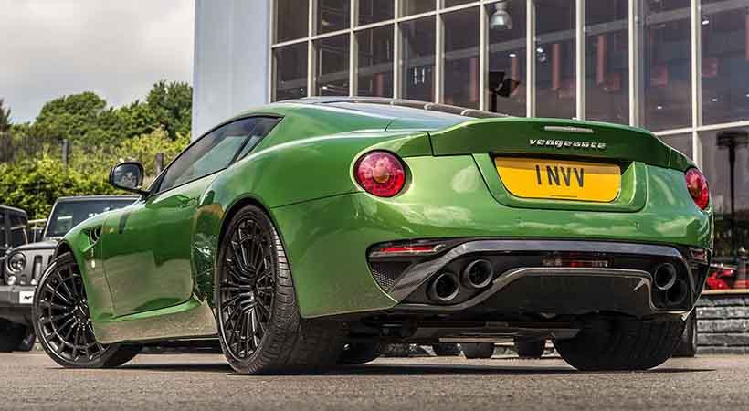 Aston Martin WB12 Vengeance por Kahn Design