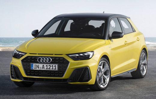 Audi A1 Sportback 2019, pequeño con hasta 200hp
