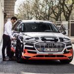 Audi conecta el auto eléctrico con la casa