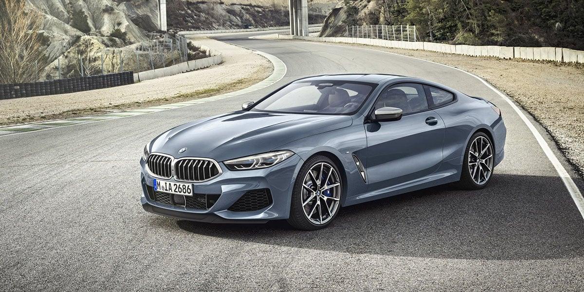 BMW Serie 8 en versión de producción