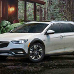 Video Buick Regal TourX 2018, versatilidad y amplio espacio por $40,360