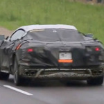 Corvette de motor central