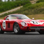 Ferrari 250 GTO será subastado, romperá récord ... otra vez