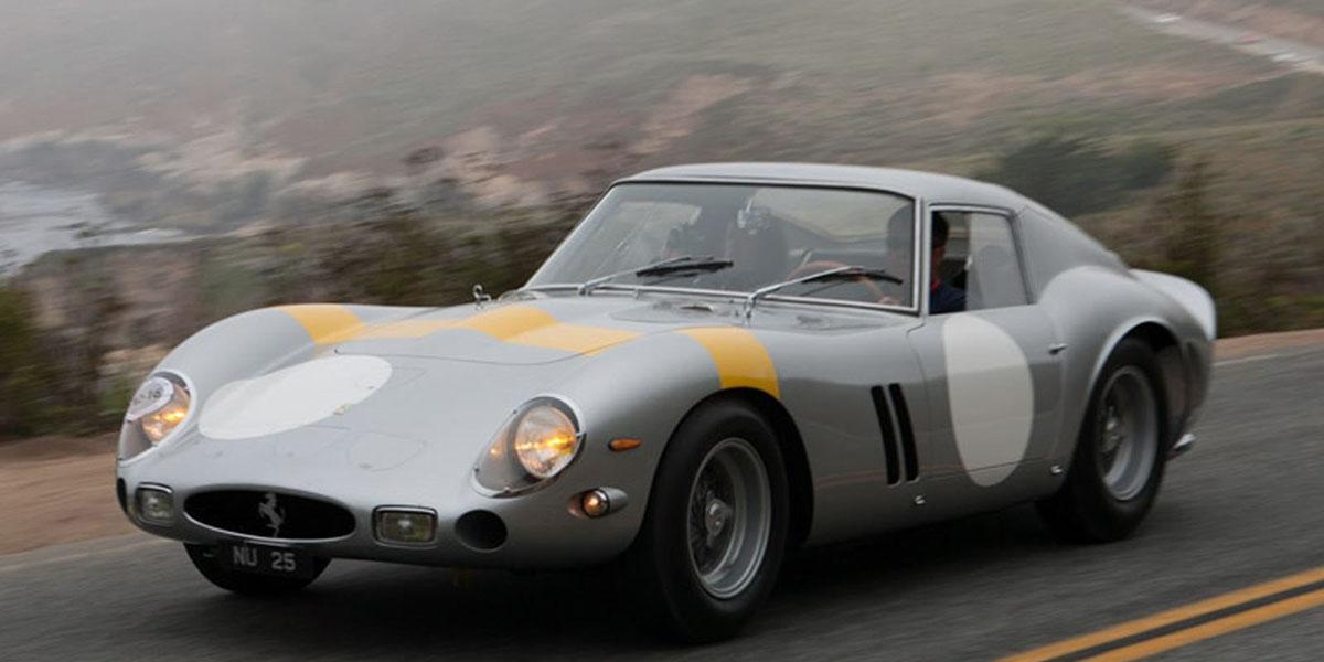 Ferrari 250 GTO vendido en 70 millones
