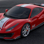 Ferrari 488 Pista Piloti, sólo para pilotos de carreras