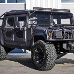 Hummer H1 Launch Edition por Mil-Spec