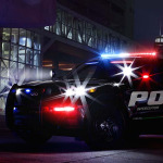 Ford Police Interceptor Hybrid