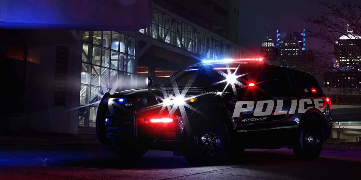 Ford Police Interceptor Hybrid